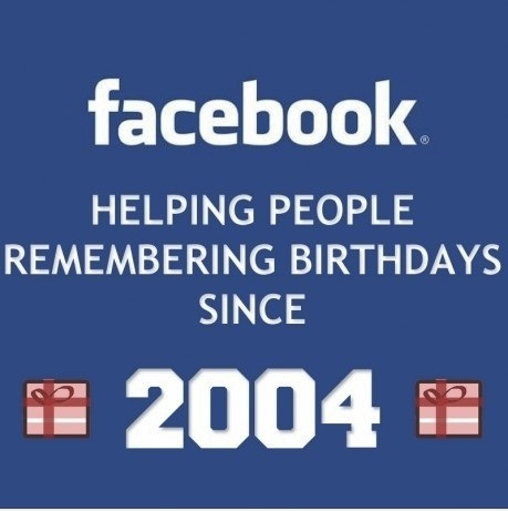 Perfect Finishing Funny Quotes About Facebook Nice Ideas Blue Color Helping People Remembering Birthday