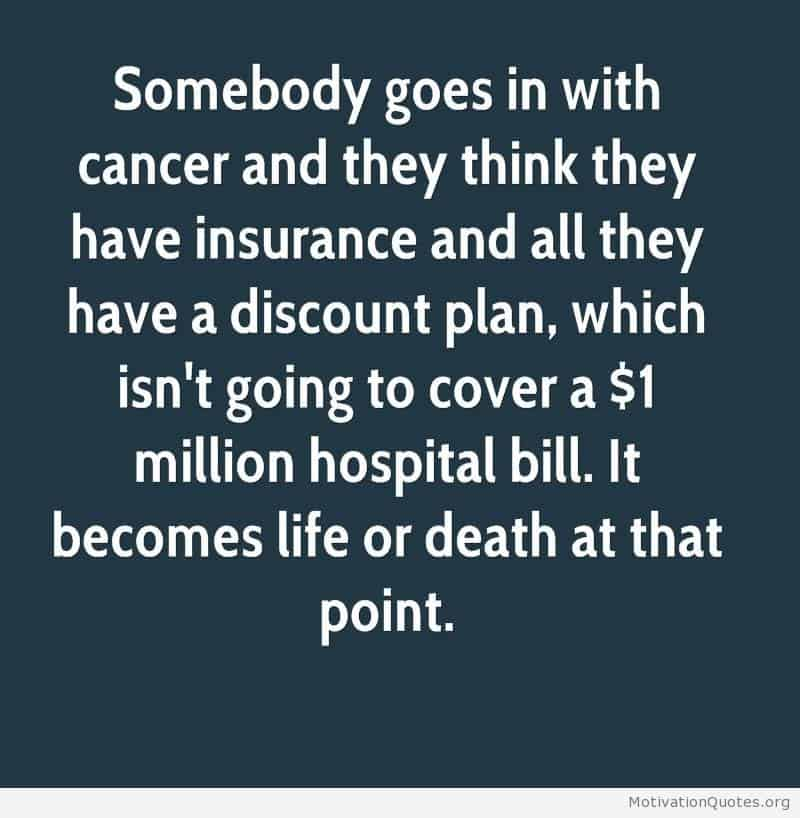 Quotes About Death From Cancer