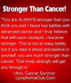 Quotes About Staying Strong Through Cancer Charming Quotescancer Inspirational Quotes For Patients Quotes About