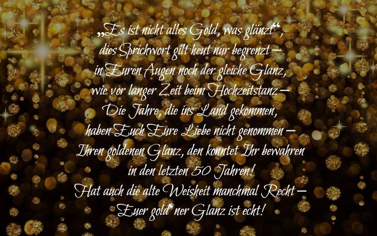 Spruche Zur Goldenen Hochzeit Feierlich Gluckwunsche Poesie Gedicht  Wunsche Und Spruche Zur Goldenen Hochzeit Der Eltern Kostenlos Spruche Und Zitate
