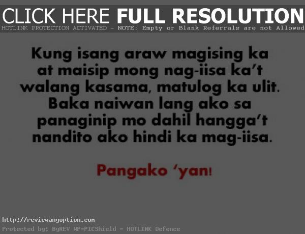 Tagalog Quotes About Love And Friendship Cl Y Tagalog Love Quotes Pacute  Tagalog Love Quotes