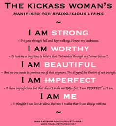 The Cancer Inspirational Quotes Woman Manifesto For Sparklicious Living Pink Strong Worthy