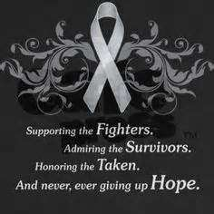 Image Result Forin Tumor Awareness Month Quotes