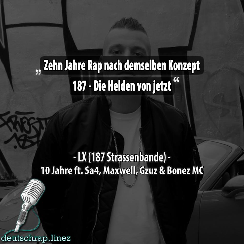 Deutschrap Zitat Von Lx