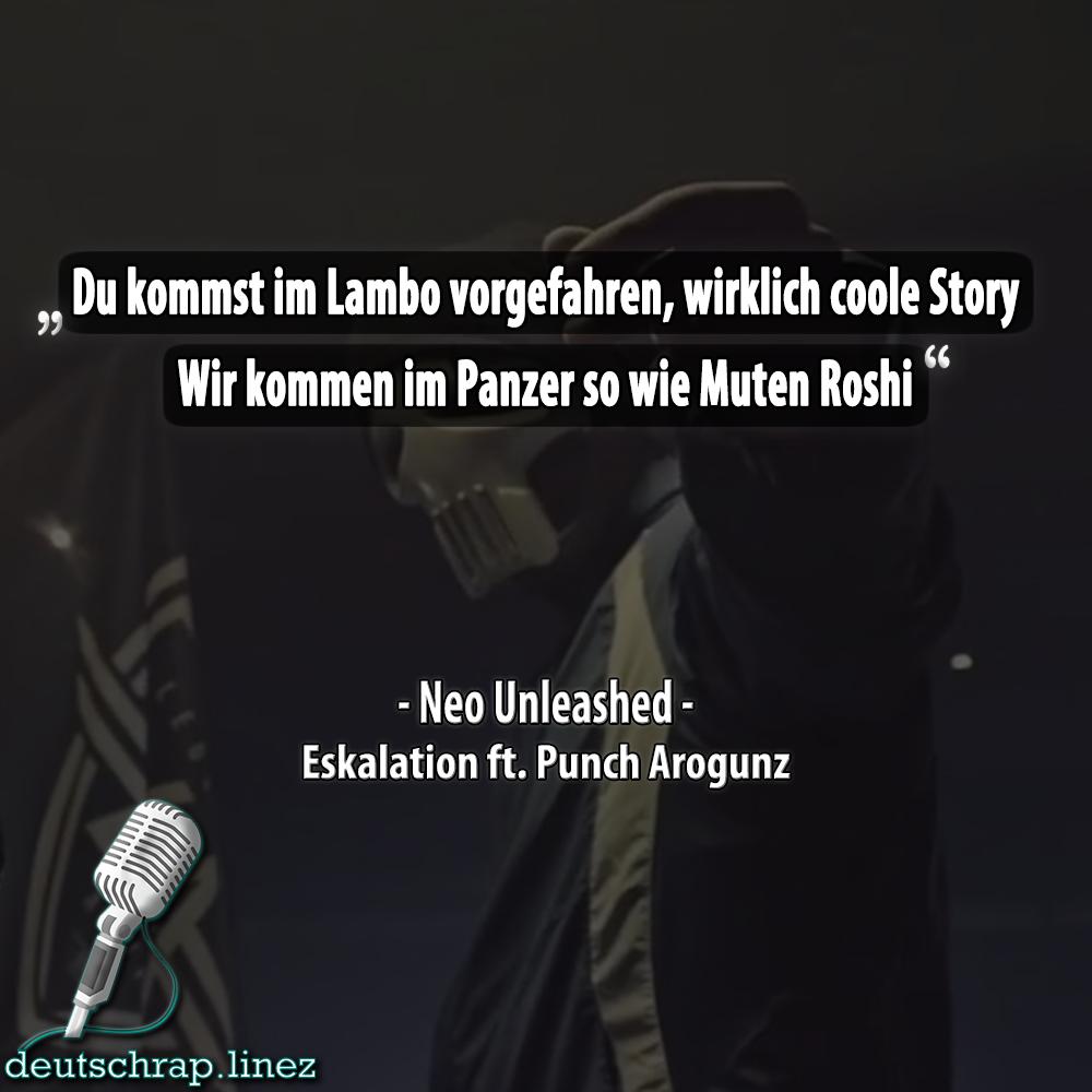 Deutschrap Zitat Von Neo Unleashed