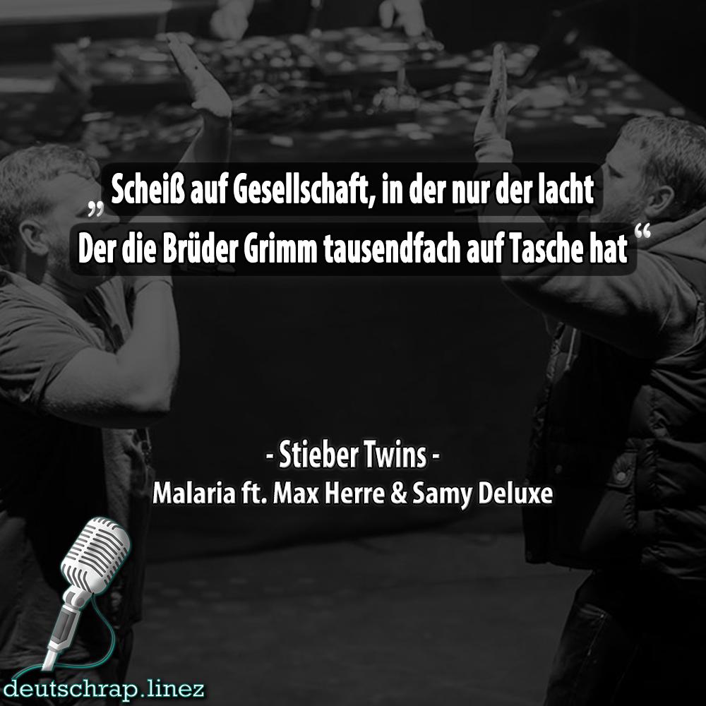 Deutschrap Zitat Von Stieber Twins