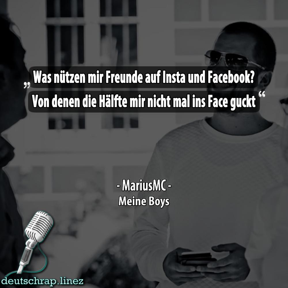 Deutschrap Zitat Von Mariusmc