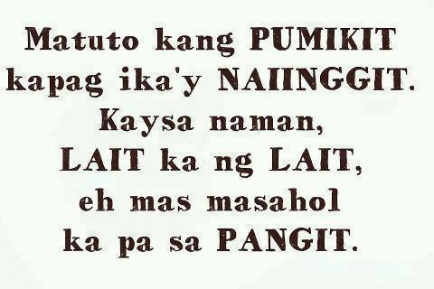 Quotes About Love Tagalog  In Tumblr And Twitter Tagalog Quotes