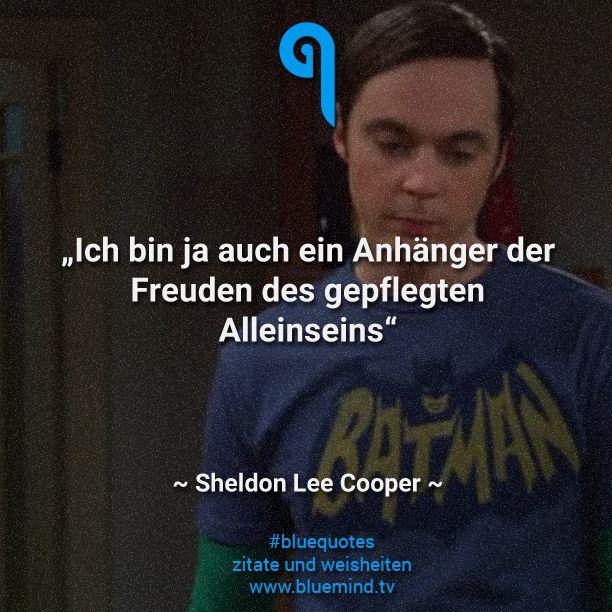 Besten Zitate Von Sheldon Cooper