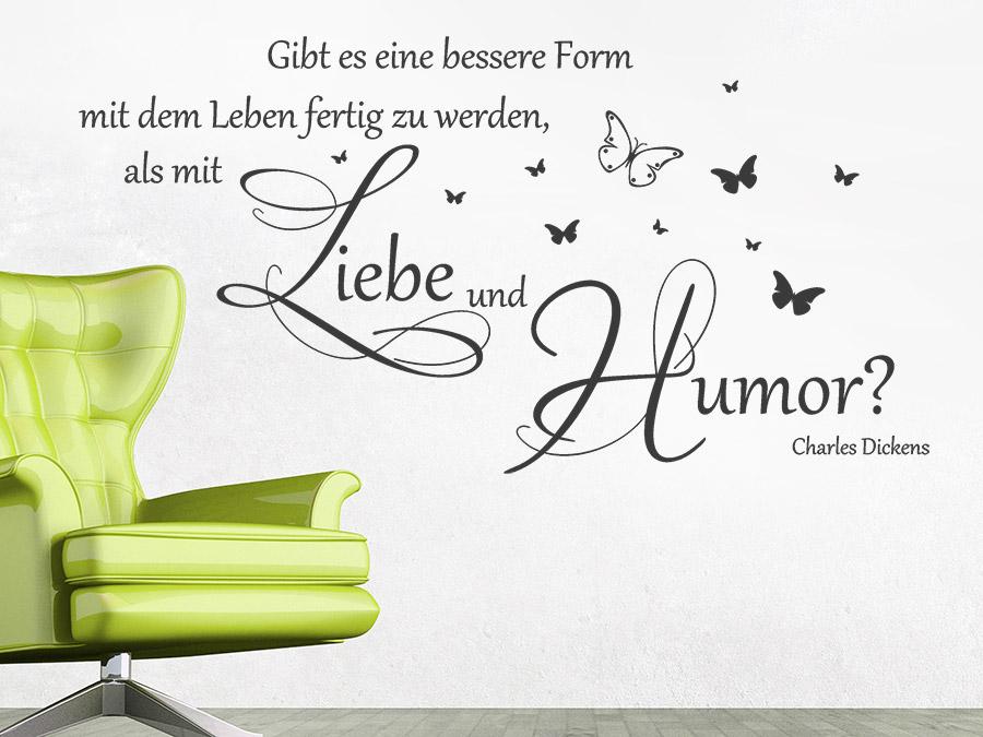 Charles Dickens Zitat Uber Liebe Und Humor