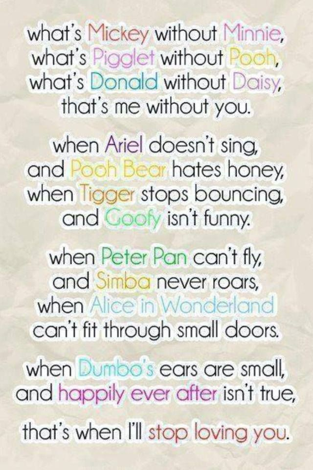 Disney Quote  E D A So Awesome This Is The Best Quote Ever And So True