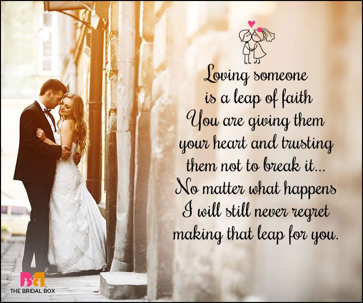 Love Marriage Quotes To Make Your D Day Special