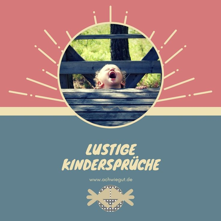 Find This Pin And More On Lustige Kinderspruche Zitate By Ach Wie Gut Handgemachter Kinderkram