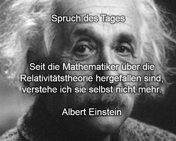 Albert Einstein Mit Spruch Des Tages Zitate Pinterest