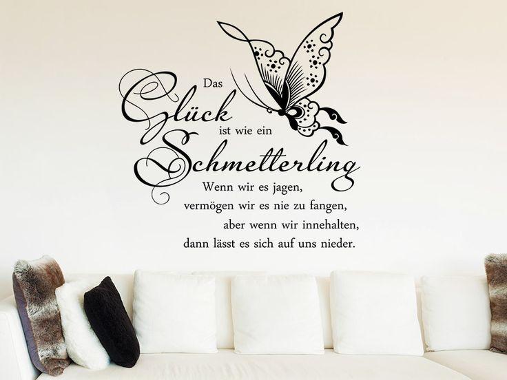 Besten Spruche Schmetterlinge Bilder Auf Pinterest Spruch Schmetterling Schmetterlinge Und