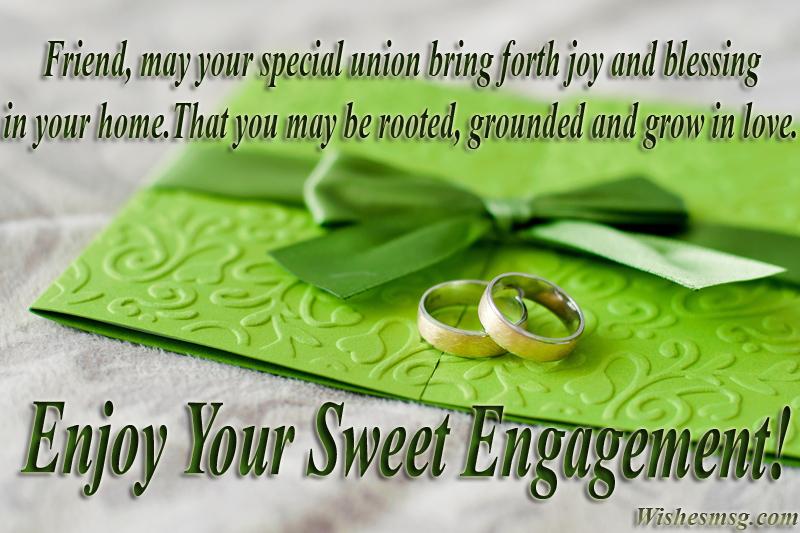 Best En Ement Wishes For Friend