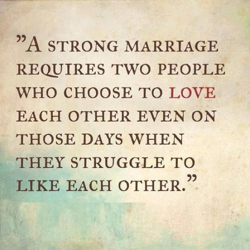 Positive Love Marriage Quotes