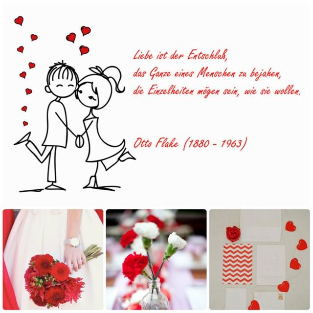Hochzeitswunsche Und Zitate Fur Das Brautpaar
