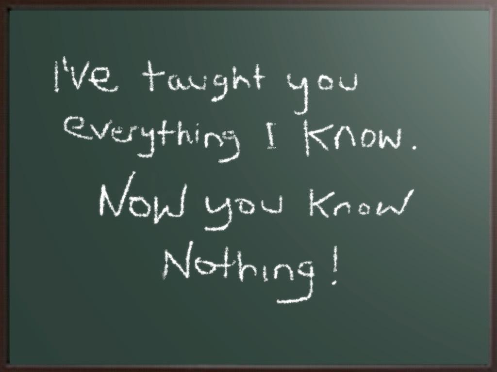 Weisheit Zitate Knowledge