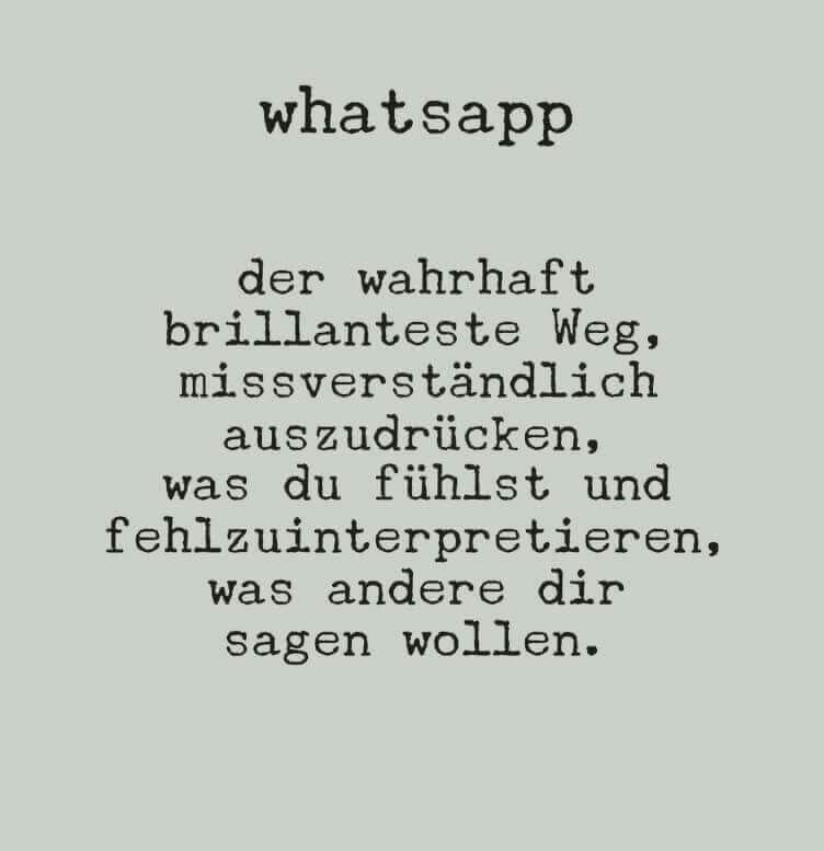 Nicht Nur In Whatsapp Mehr