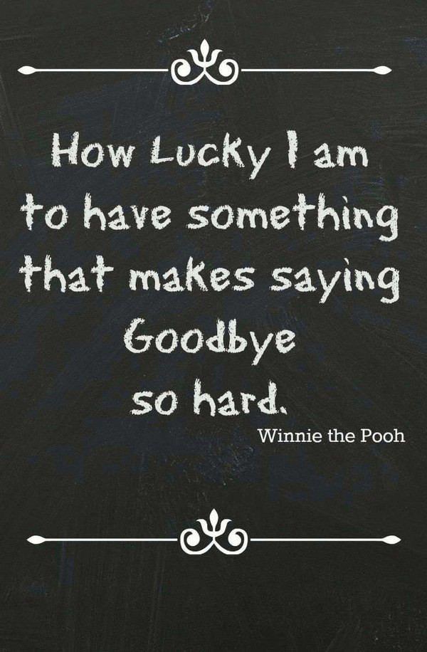 Inspirational And Funny Farewell Quotes