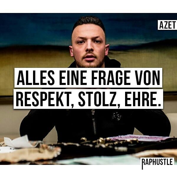 Deutschrap Zitate Deiner Lieblingsrapper Azet Kmn Deutschrap