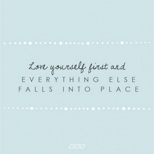Cute I Love Myself Quotes With Images  Love Yourself First