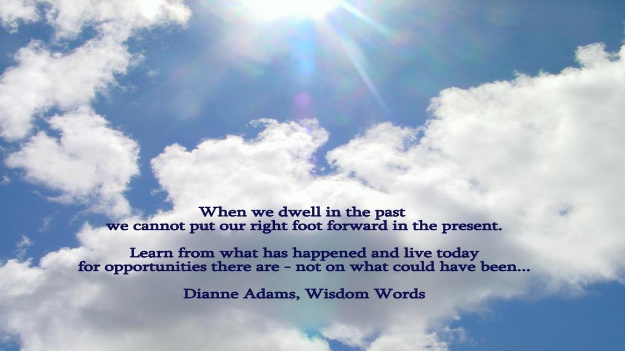 Blue Sky Quote