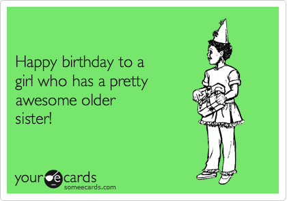 Funny Birthday Wishes For Baby Sister Lucu Sekali Ayo Ketawa