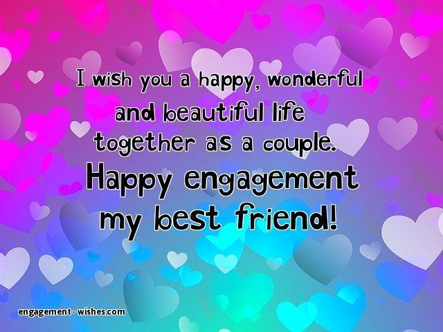 En Ement Wishes For Best Friend