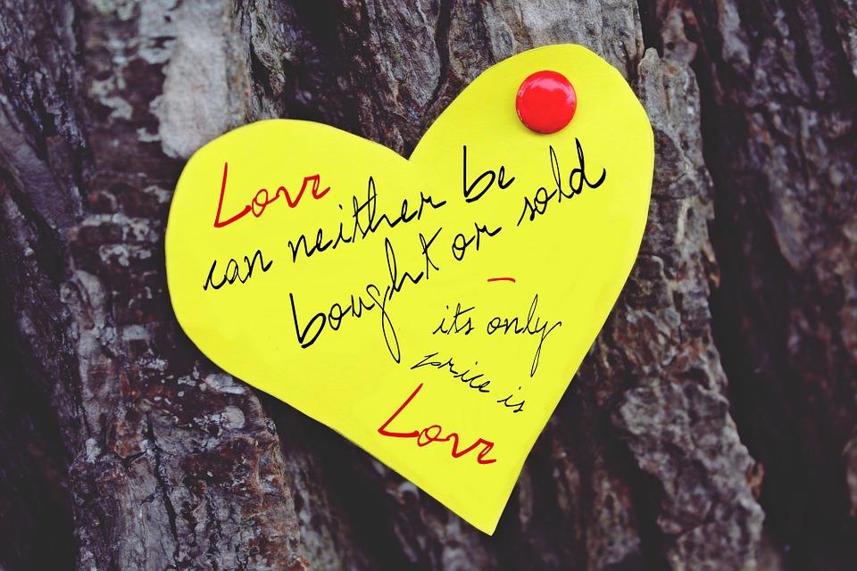 Englisch Spruch Liebe