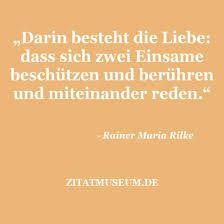 Rilke Zitate Deutsch Leben Zitate