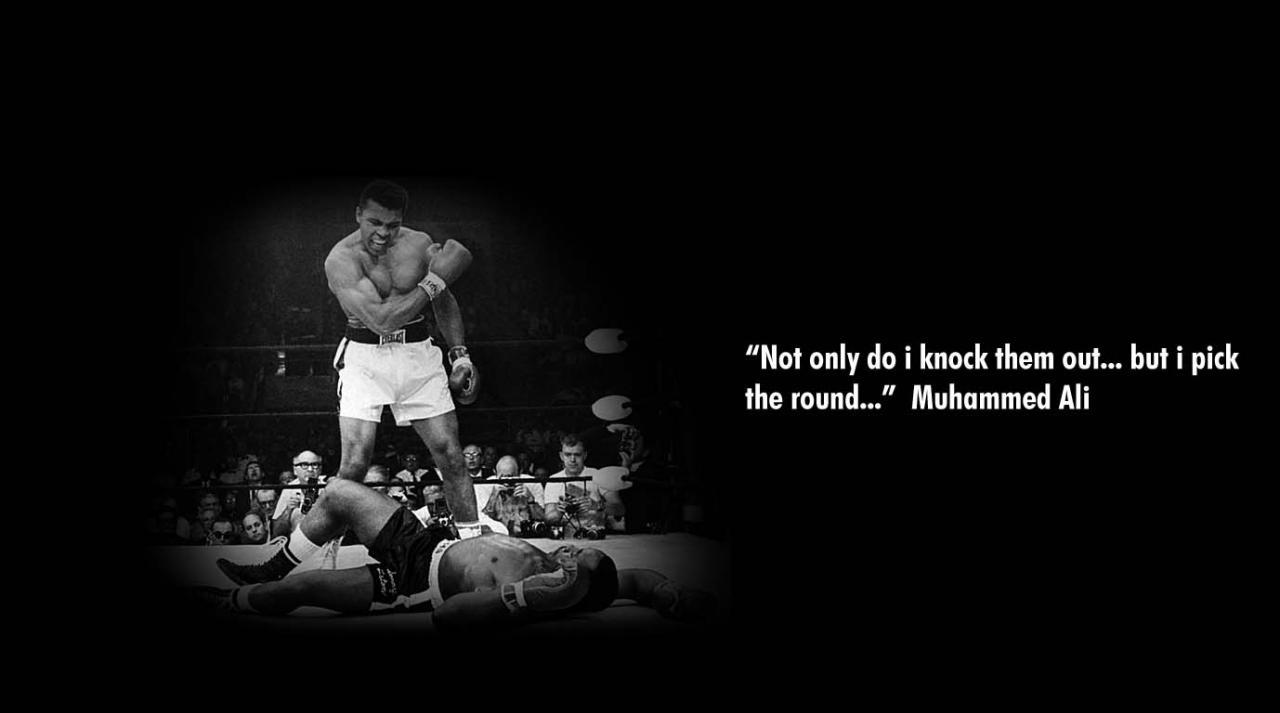 Muhammad Ali Desktop Wallpapers Wallpaper Cave