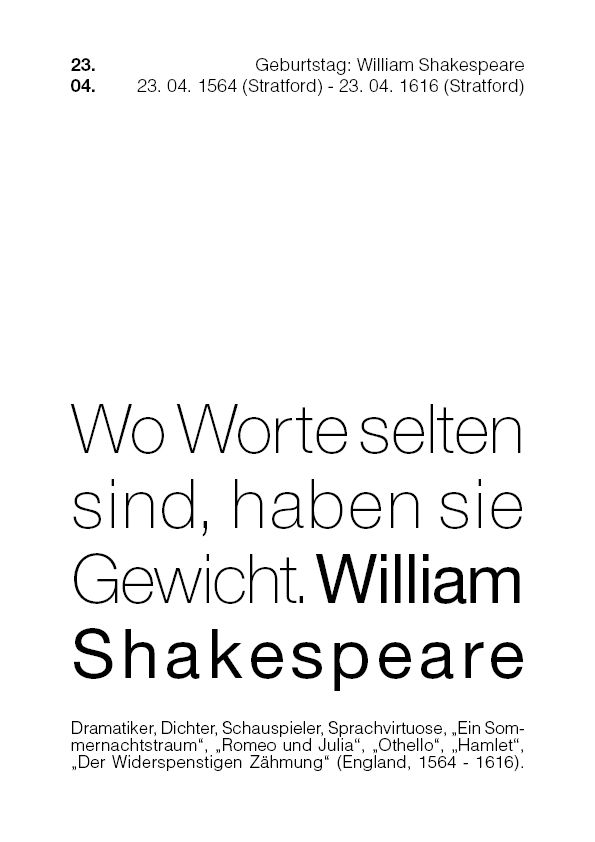 Wo Worte Selten Sind Haben Sie Gewicht William Shakespeare Cinderella