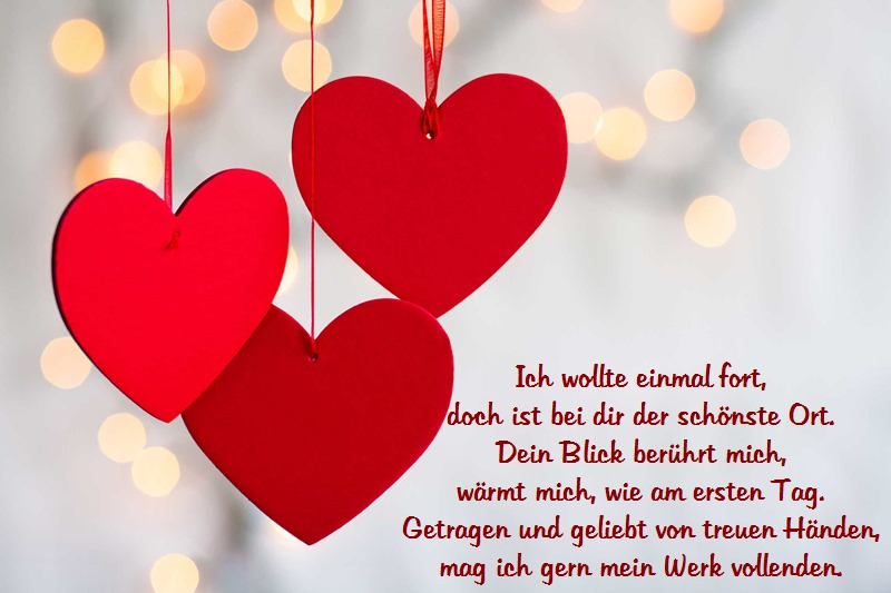 Grus Zum Valentinstag