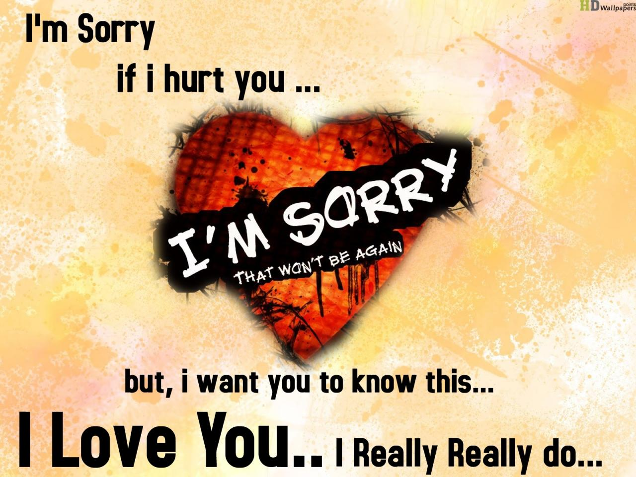love quotes for her to say sorry | hover me