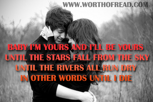 I Love You Quotes For Him From The Heart Worth Of Read A
