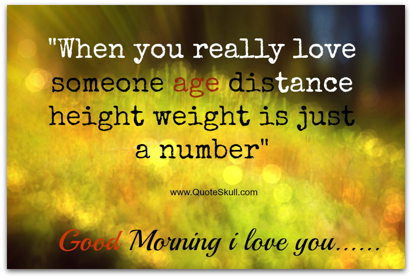 Love Quote For Her In The Morning Valentine Day