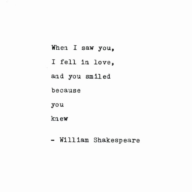 Encouraging Love Quotes From Shakespeare Pics