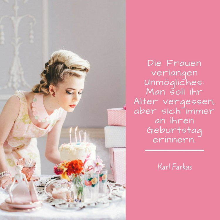 Lustige Zitate Geburtstag Frauen Geburtstagszitate  Zitate Zum Geburtstag Aphorismen Und Weisheiten Zum Nachdenken