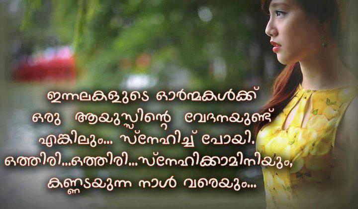 Quotes On Love And Life In Malayalam Hover Me