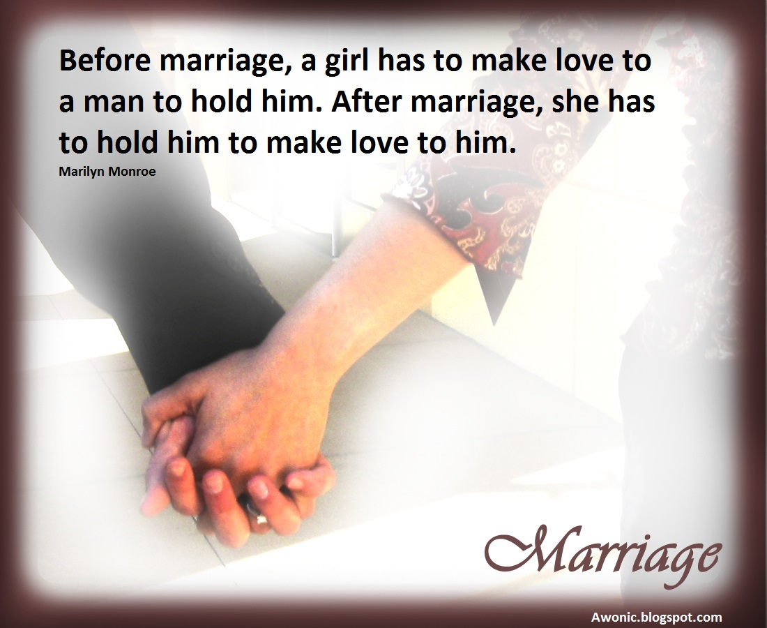 Marilyn Monroe Iconic Quotes About Marriage And Girl