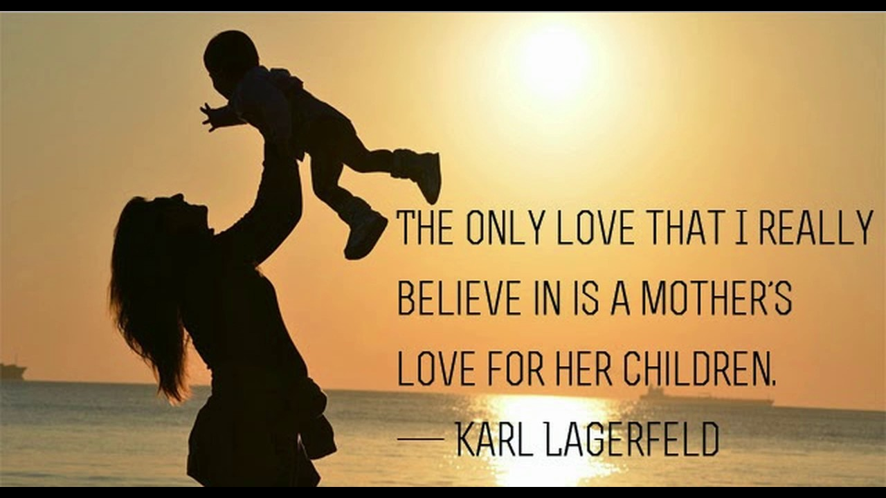 Quotes About Mother Love Inspirational Quotes On Mother I Love You Mom Sayings