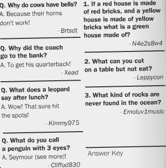 Funny Riddle Jokes Lucu Sekali Ayo Ketawa