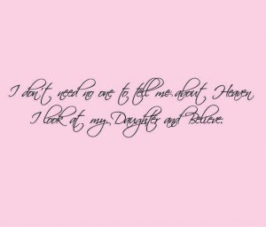 Love Quotes On Daughters Hover Me