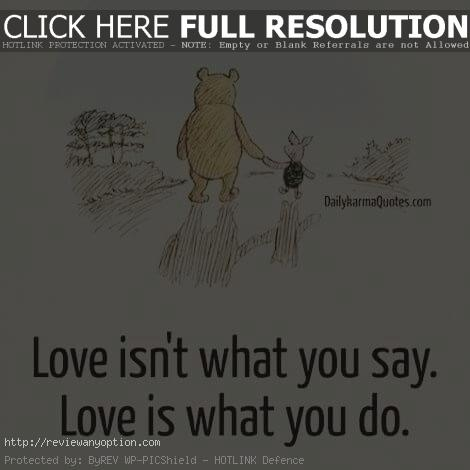 Pooh Love Quotes Delectable Best  Winnie The Pooh Quotes Ideas On Pinterest Quotes Pooh