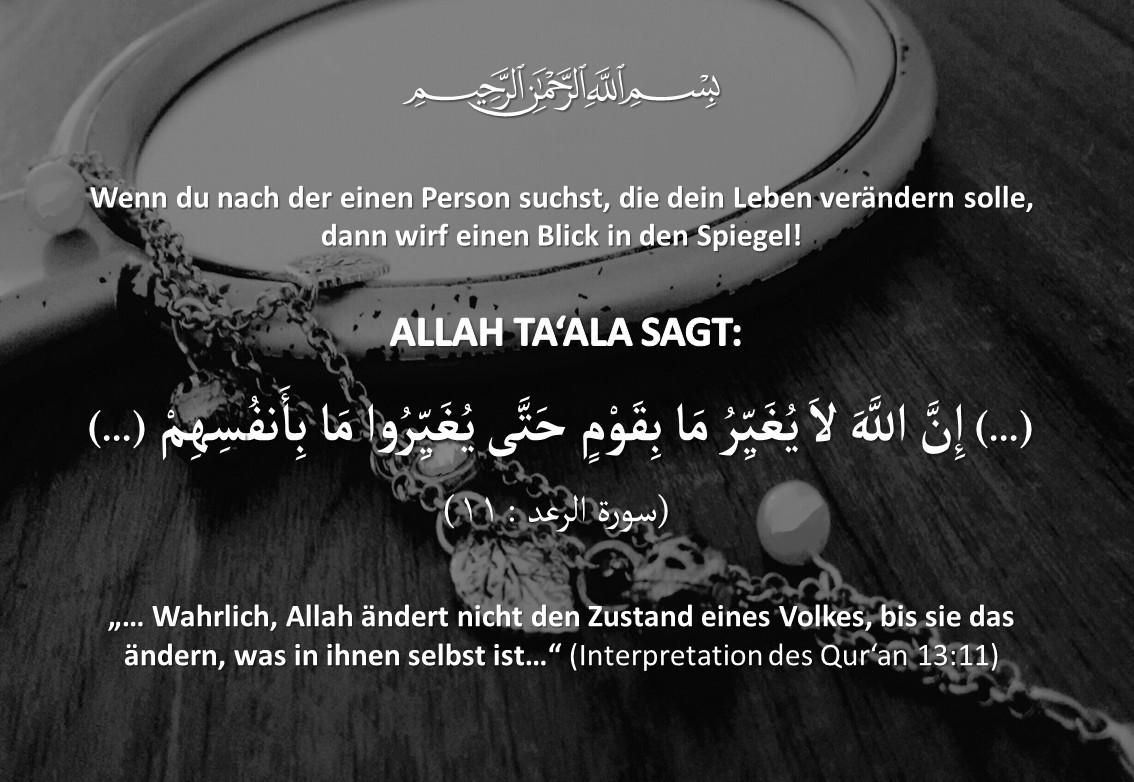 Islamische Zitate Islam Zitate Leben Images Und Sprche