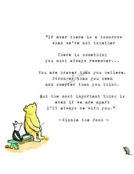Winnie The Pooh Quotes Wedding Weddings