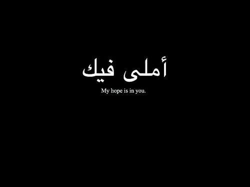 Arabic Love Quotes In Language Picture