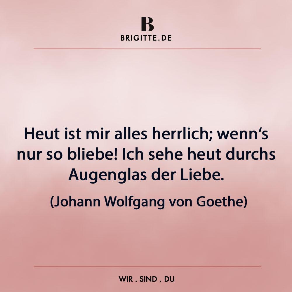 Valentinstag Spruche Zitat Von Johann Wolfgang Von Goethe